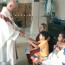 Pe. Julio apresenta livros sobre a misericórdia e com cartas de crianças ao Papa Francisco