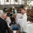 Madrinha de batizado aos 101 anos