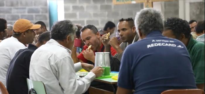 VÍDEO: Conheça o trabalho do Vicariato do Povo da Rua
