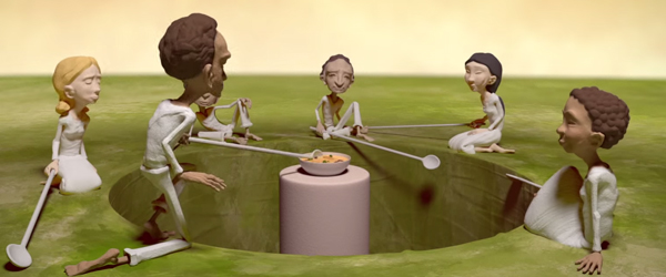 """Novo vídeo da campanha """"Uma família humana, pão e justiça para todas as pessoas"""""""