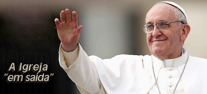 """Roteiro didático sobre a exortação apostólica """"A Alegria do Evangelho"""""""